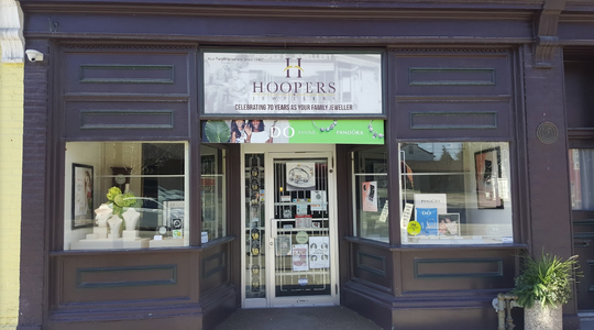 Hooper's Jewellers - Bowmanville